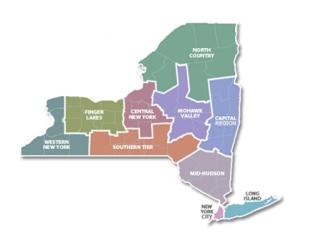 MTP Region Map